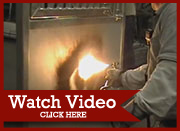blow torch test