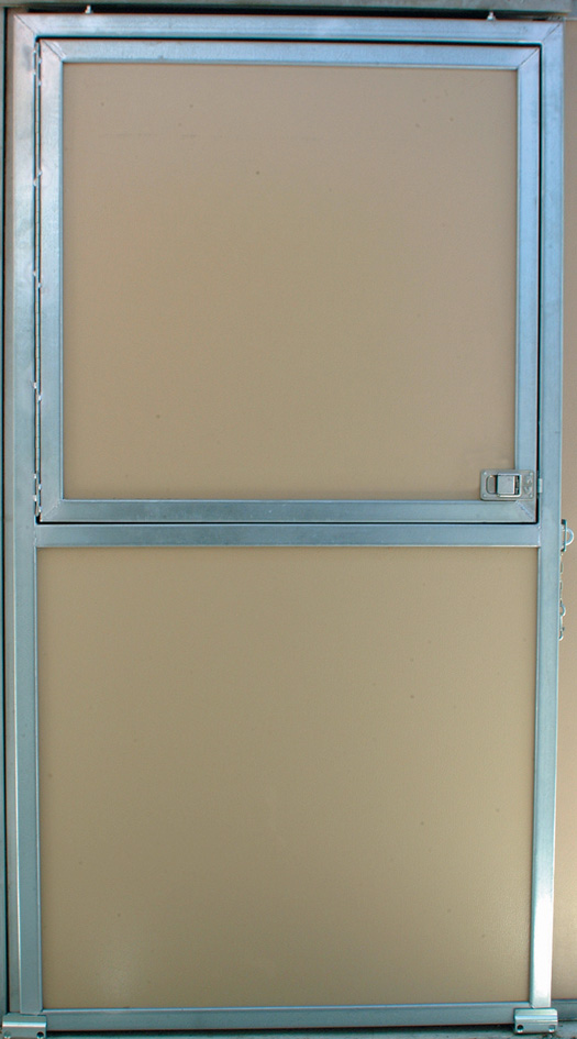 "49"" Solid Door"