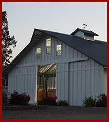 Click Here for Estate Series Barns